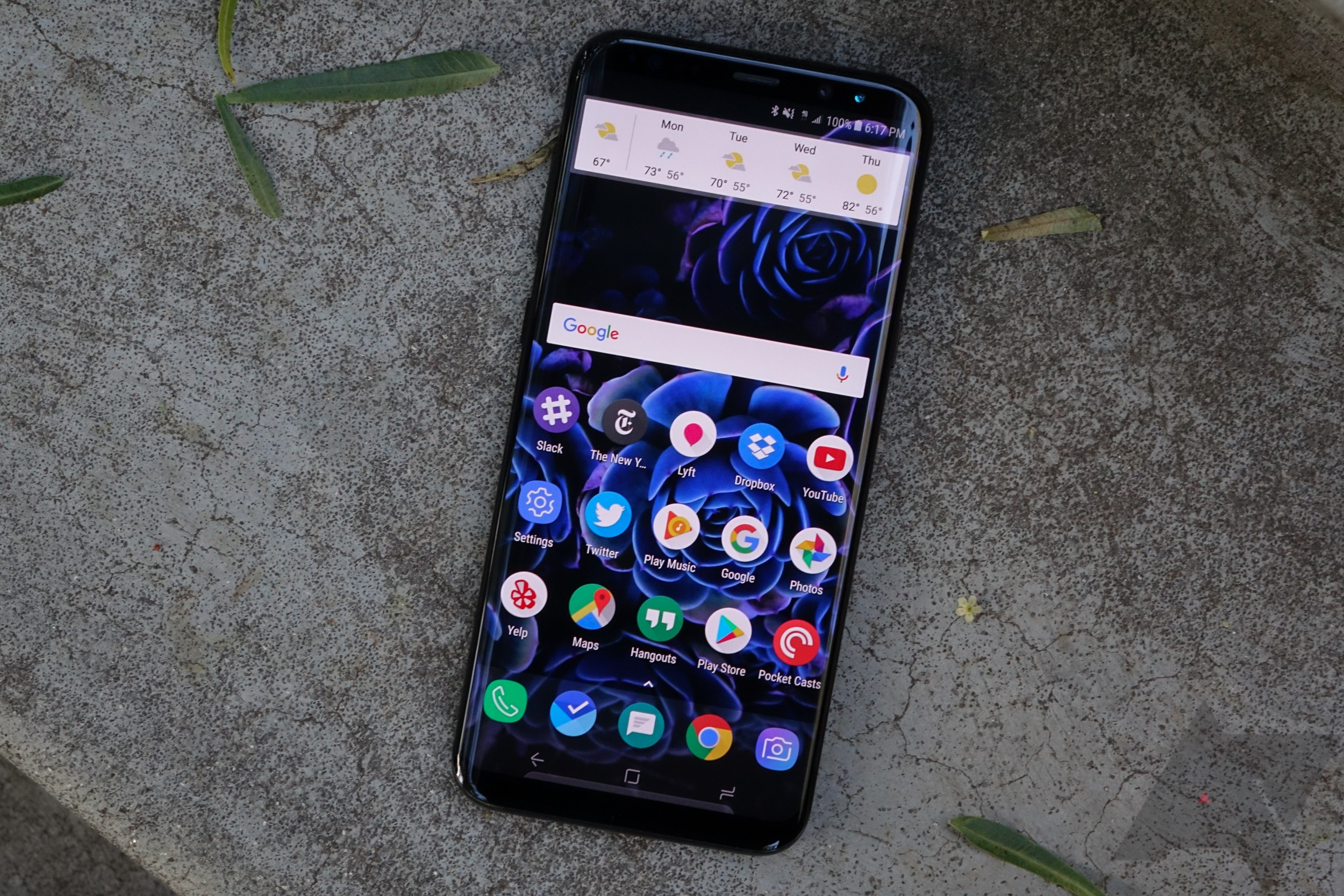 Update: Galaxy S8+ too] AT&T begins rolling out Oreo for the Galaxy S8