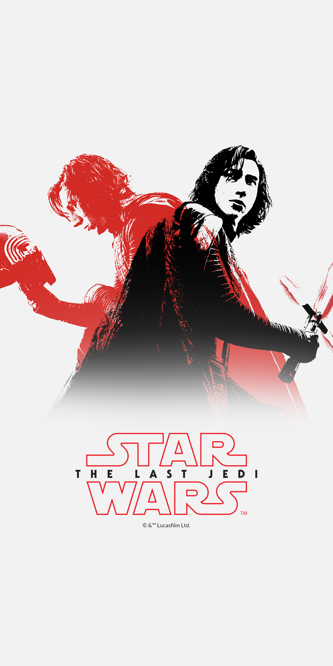 Get All The Star Wars The Last Jedi Wallpapers From The Special Edition Oneplus 5t Download