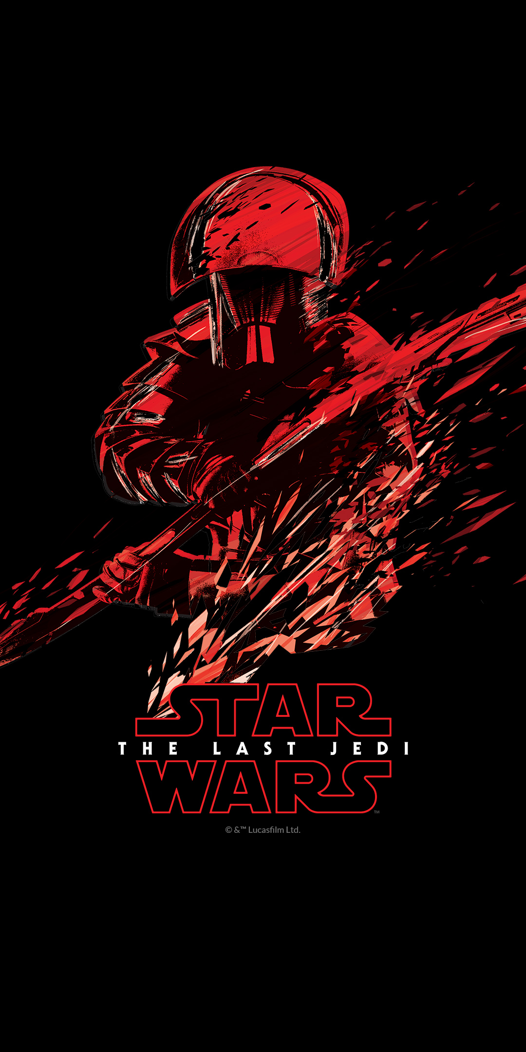 Get all the Star Wars: The Last Jedi