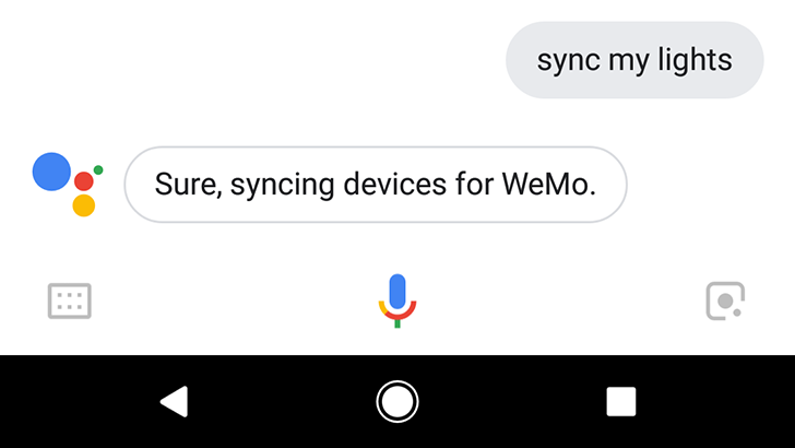 Google Assistant adds command for syncing smart home devices