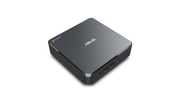 ASUS unveils Chromebox 3, Tinker Board S, and Mini PCs for 2018