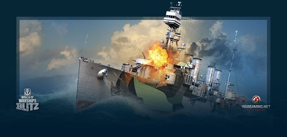 World of Warships Blitz has officially launched on the Play