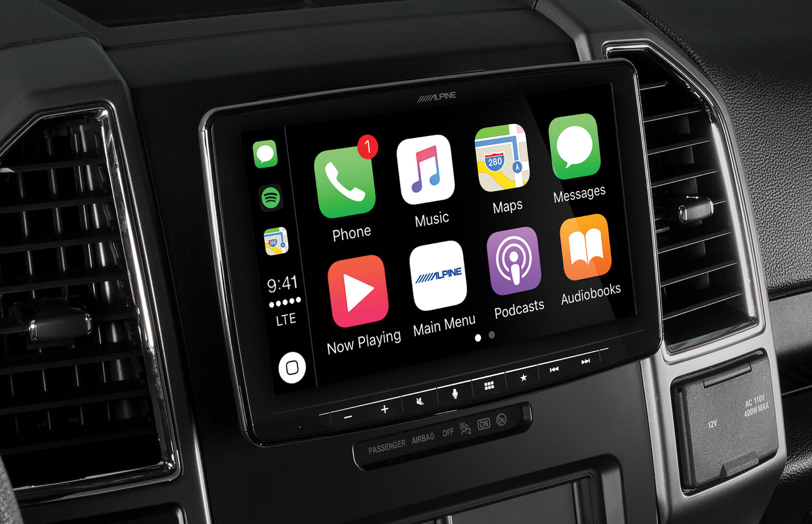 update: now available for $900] alpine announces android auto head