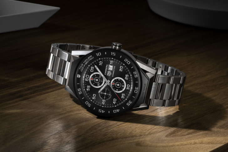 TAG Heuer unveils a smaller 'modular' luxury smartwatch running Android Wear