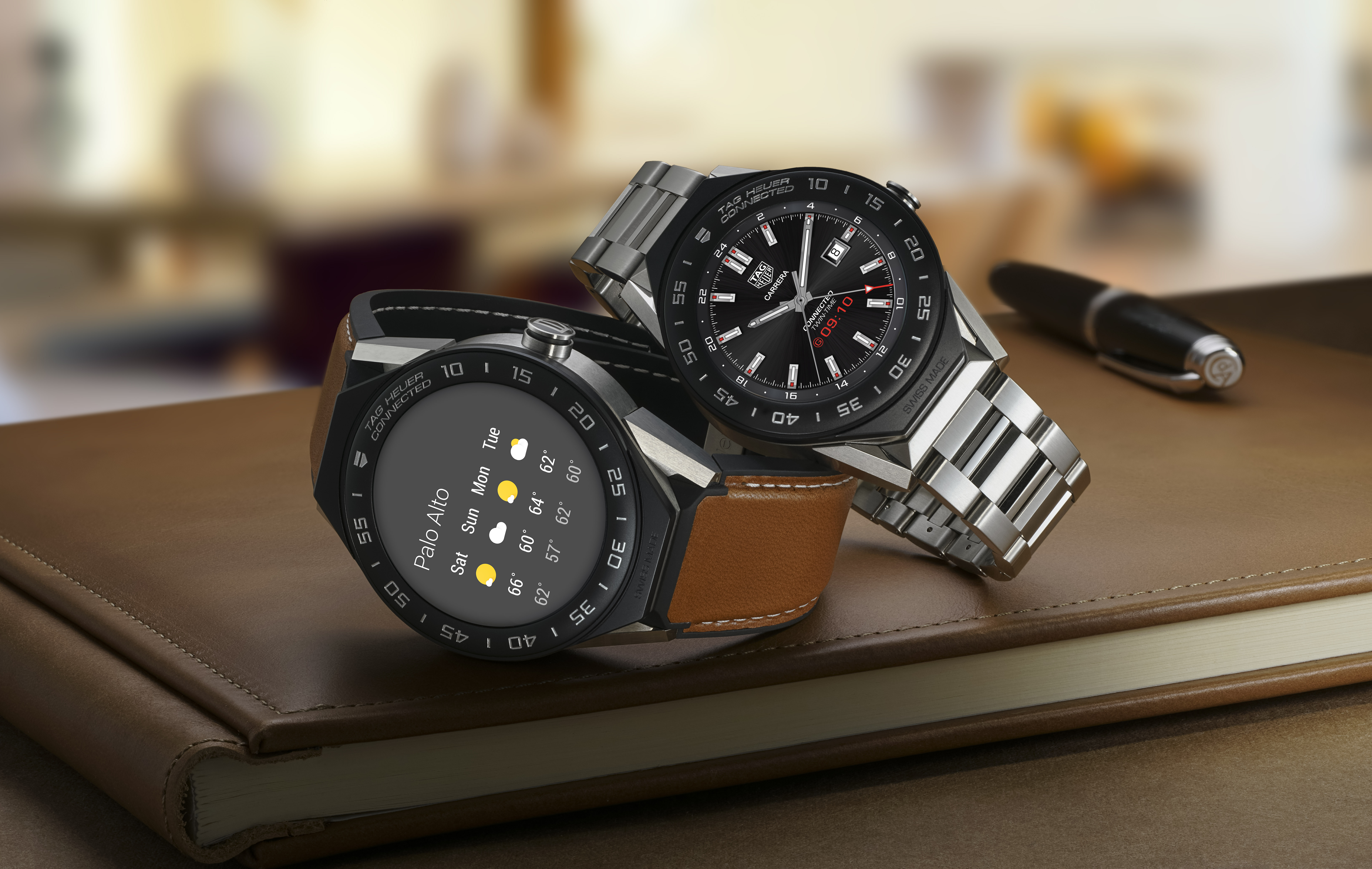 Tag Heuer Connected Modular 41 Smartwatch Announced