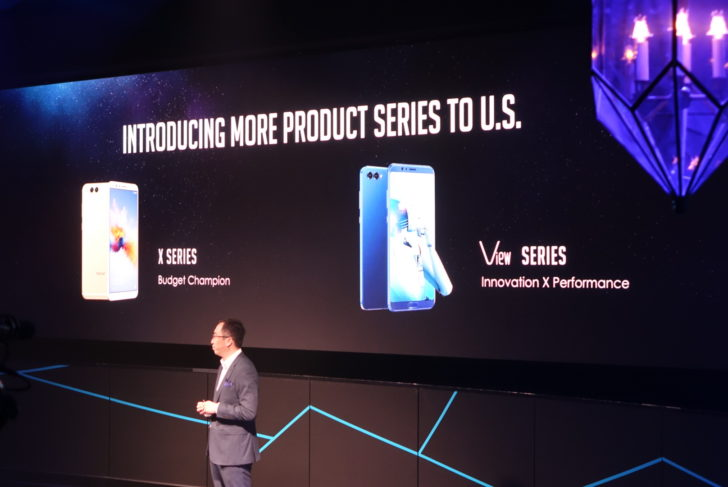Honor bringing the View10 to the United States , intros red Honor 7X