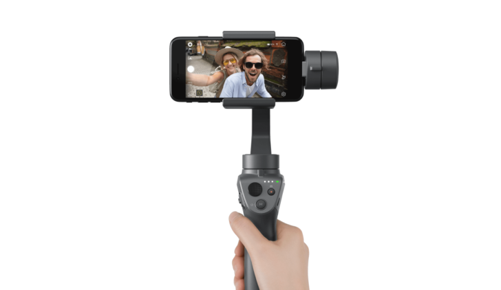 DJI unveils new handheld camera stabilizer for your phone