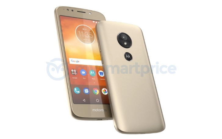 Motorola Moto E5 Image Leaked, Reveals Front and Rear Design
