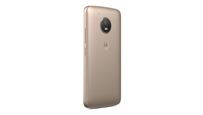 [Exclusive] Moto E5 image shows a rear-facing fingerprint reader