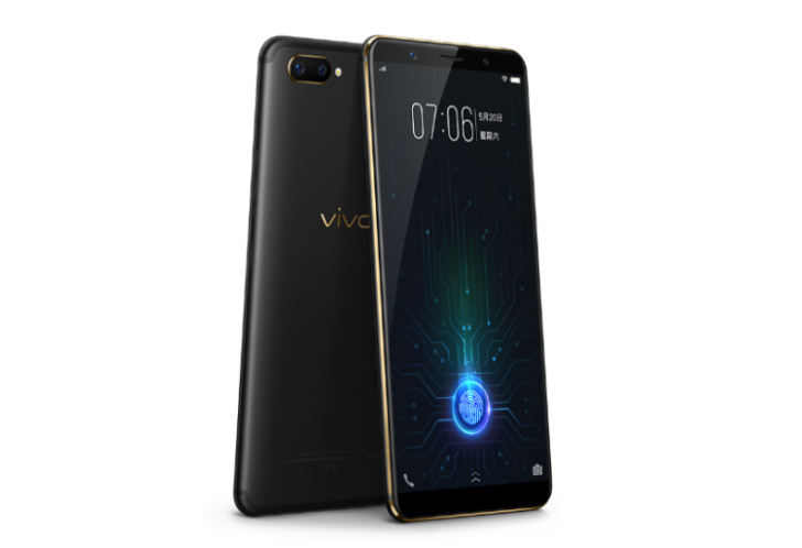 Vivo X20 Plus UD with under-display fingerprint scanner is official