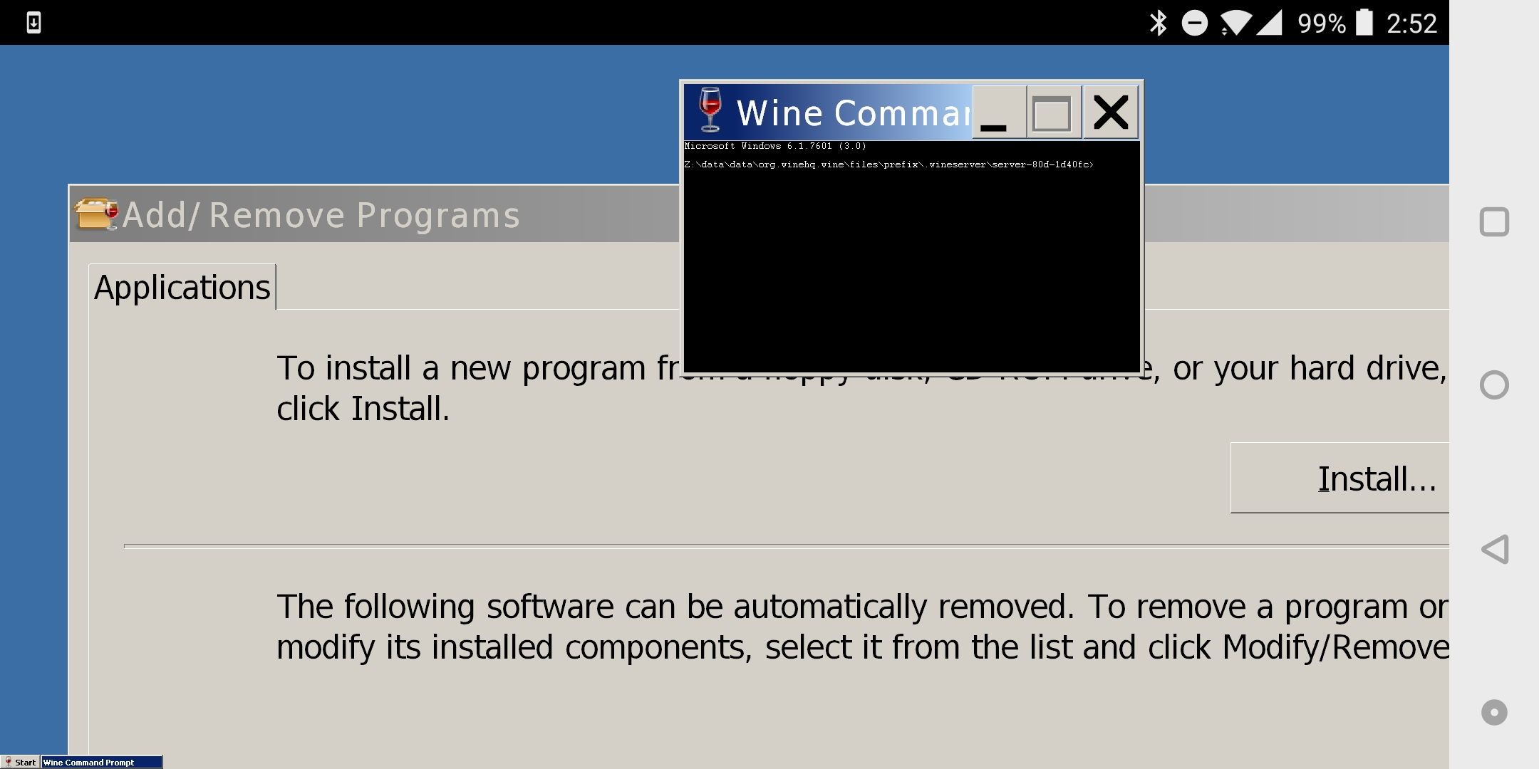 Wine, the popular Windows compatibility layer, can now be