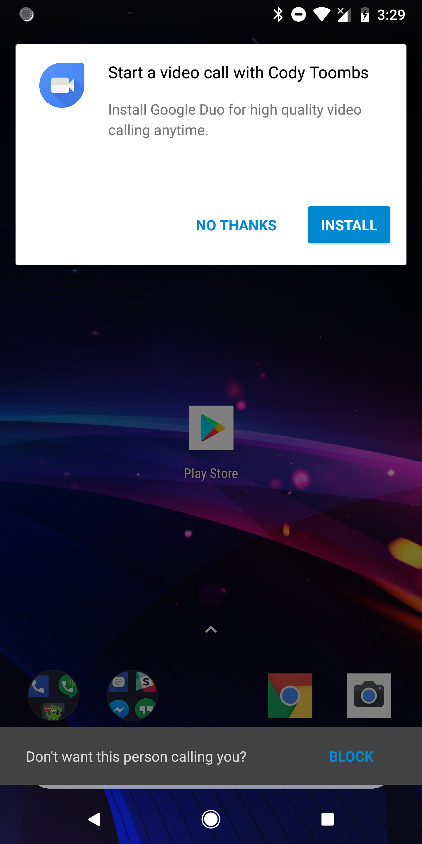 bt notice apk google play