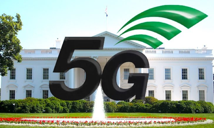 United States  could build own 5G network to stop China spying