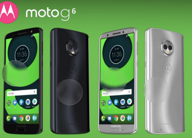 Moto E5 rumored to place fingerprint sensor where it should've always been