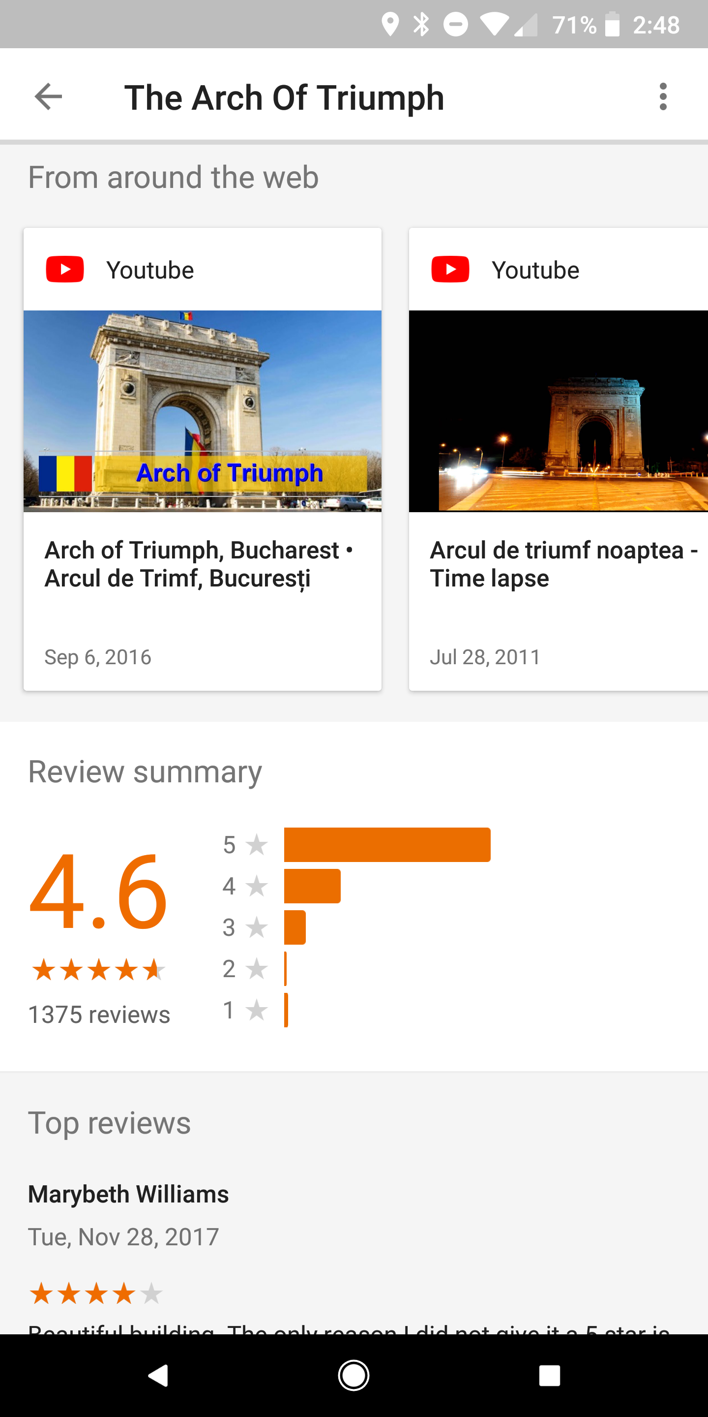 Google Trips 1 6 adds videos and blog posts to help you discover
