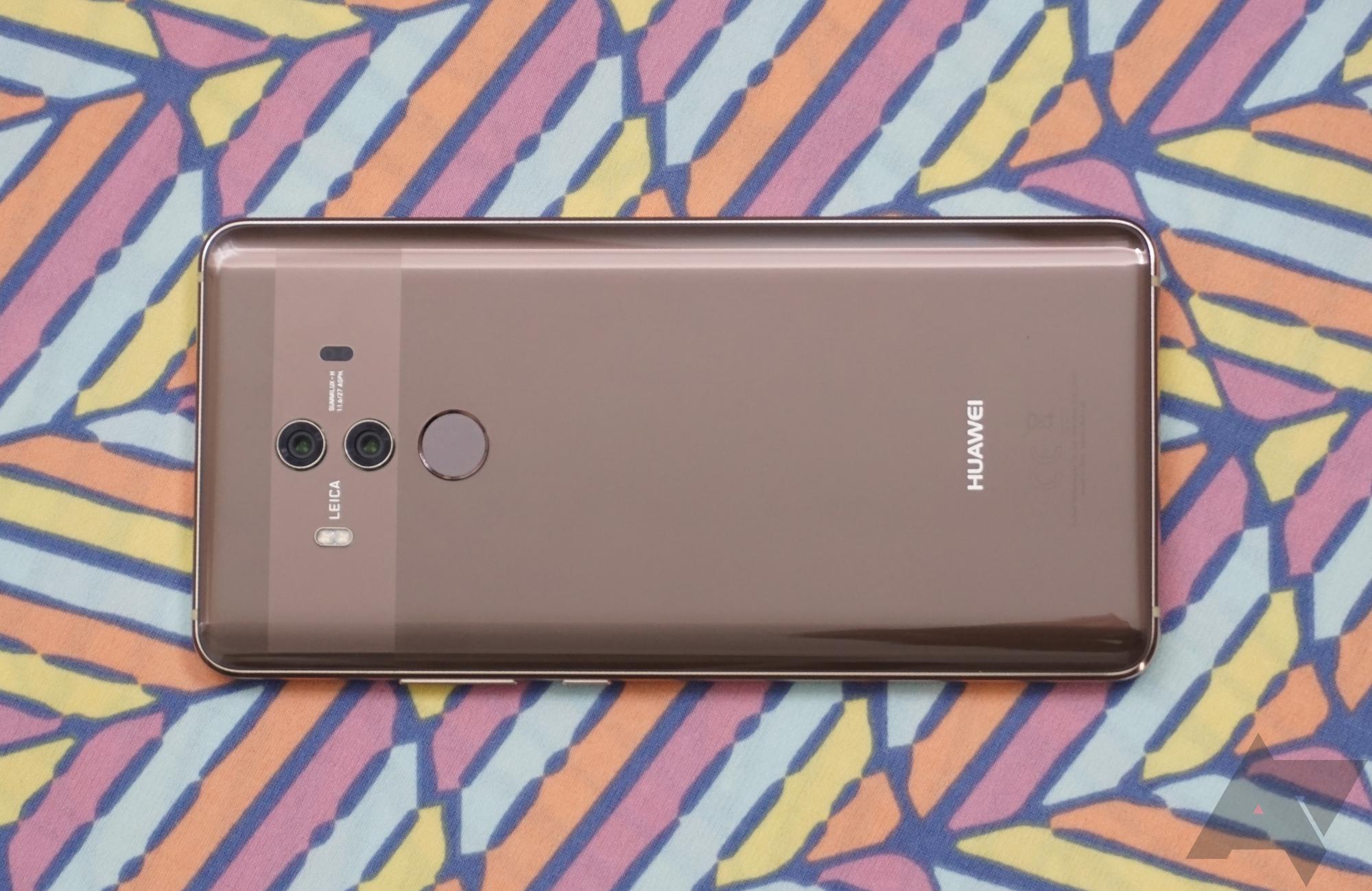 Deal Alert] Huawei Mate 10 Pro (US unlocked) on sale for