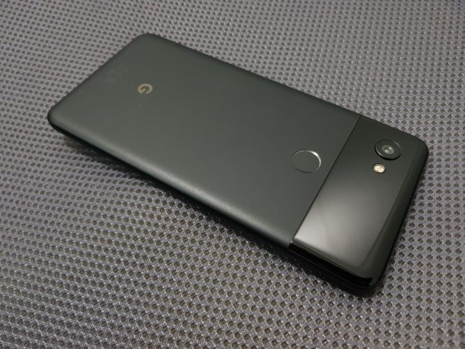 After 5 years with Samsung and LG, I moved to a Pixel 2 XL ...