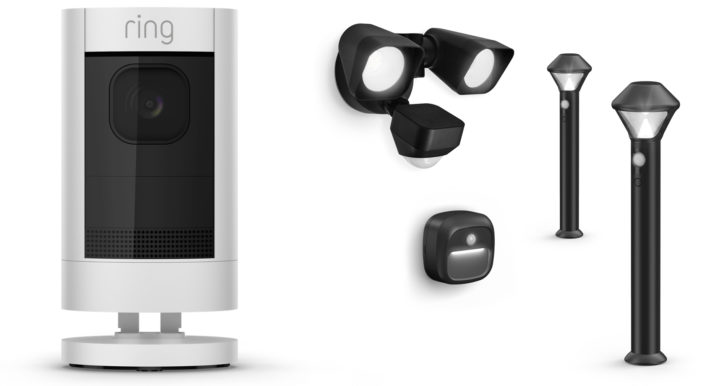 Ring CES 2018: New Home Security Devices Announced
