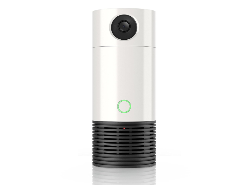 Toshiba introduces Symbio, a smart home hub, security camera