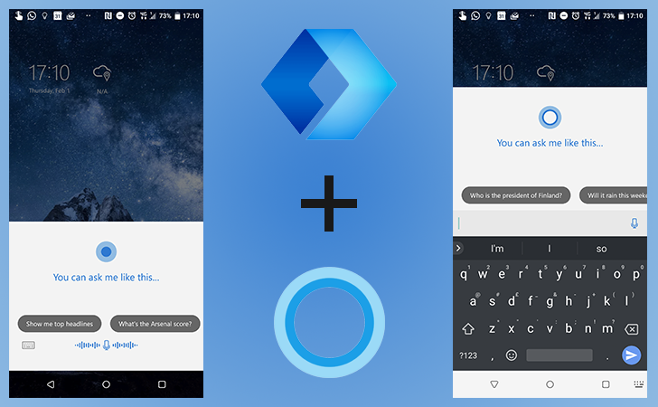 Microsoft Launcher Beta gets Cortana integration in version 4 6 [APK