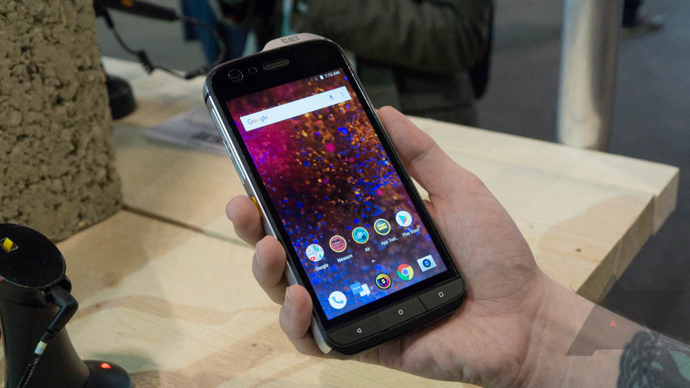 Hands On The Cat S61 Is A More Refined Rugged Smartphone