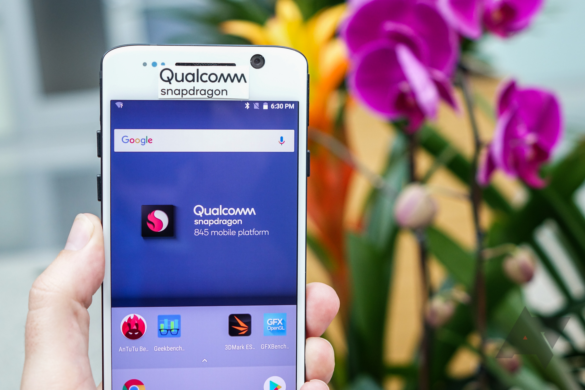 Qualcomm Snapdragon 845: The first benchmark results