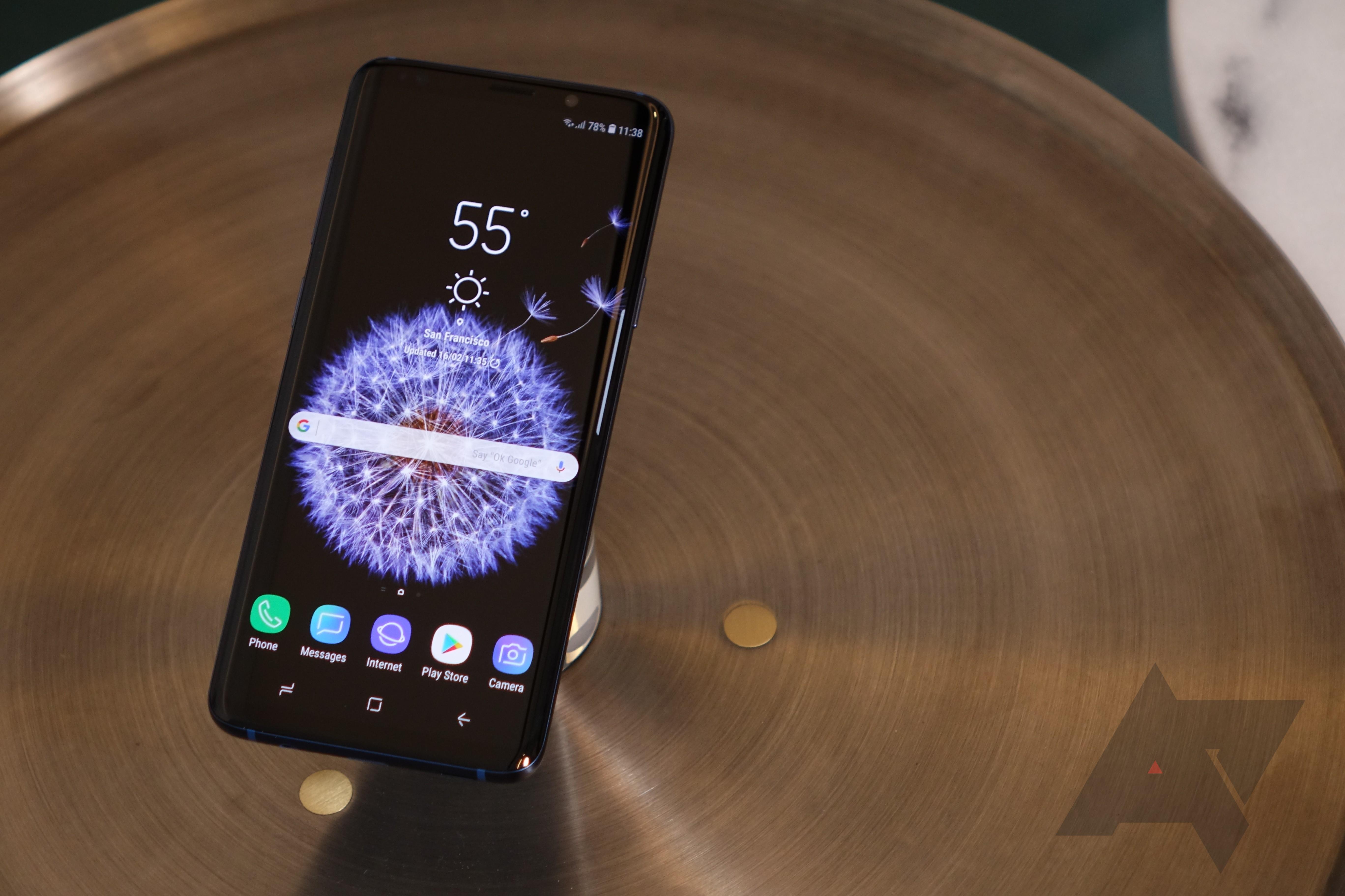 Samsung's Galaxy S9 is official: Fingerprint sensor finally