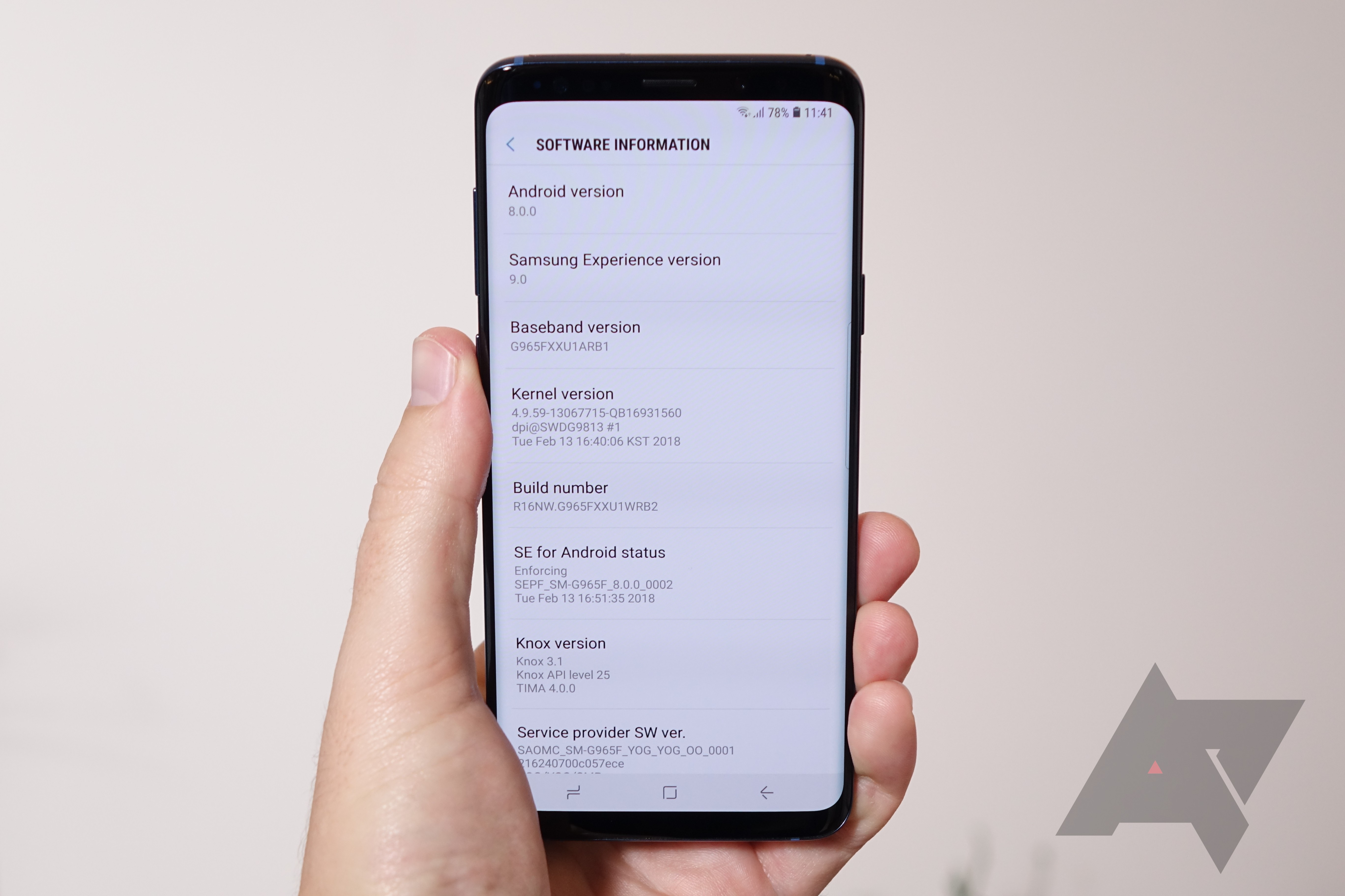 Galaxy S9 and S9+ hands-on: More of the Samesung