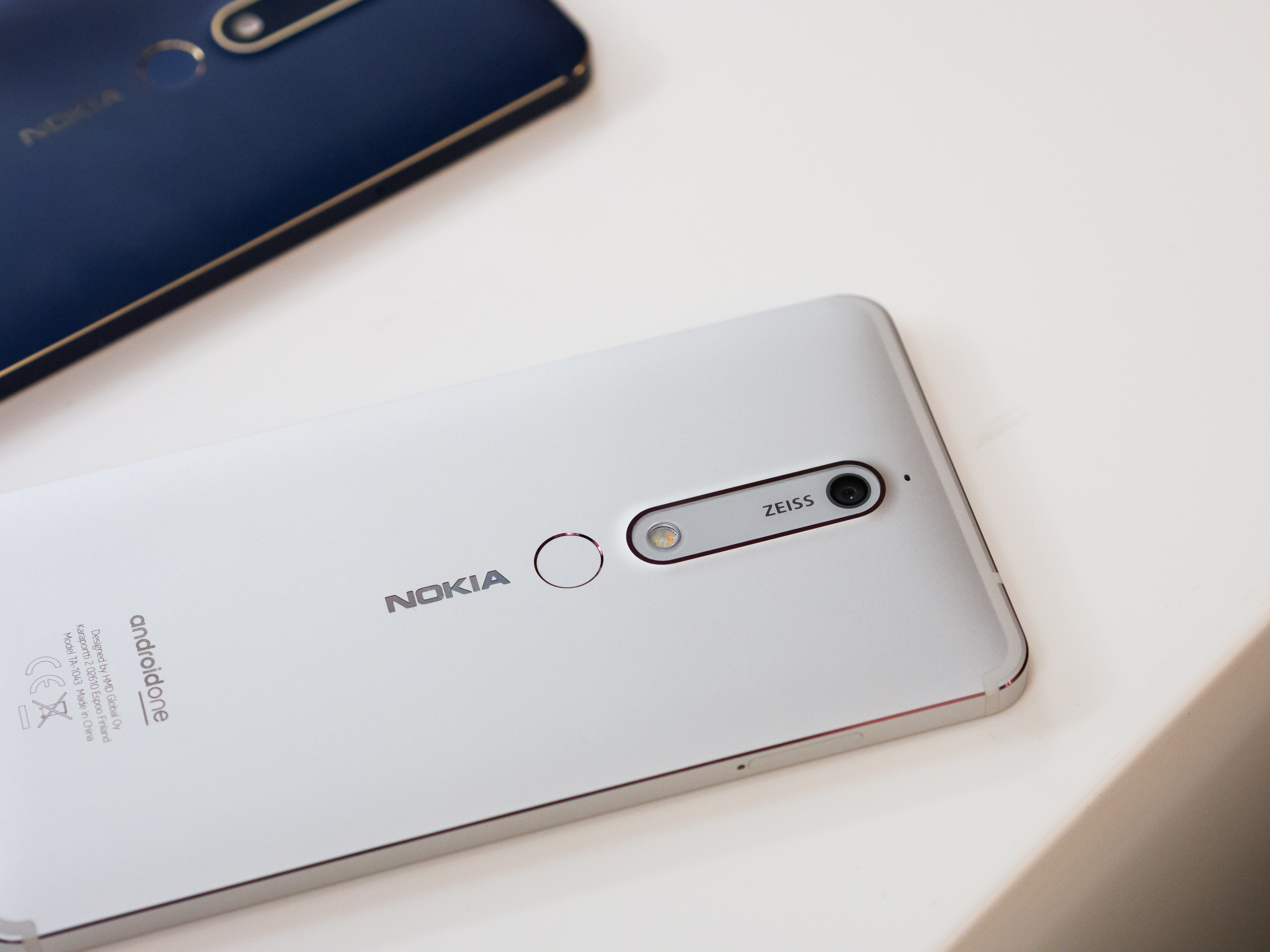 Nokia Launches Four Smartphones At Mwc The 1 6 2018 7 Plus And 8 Sirocco