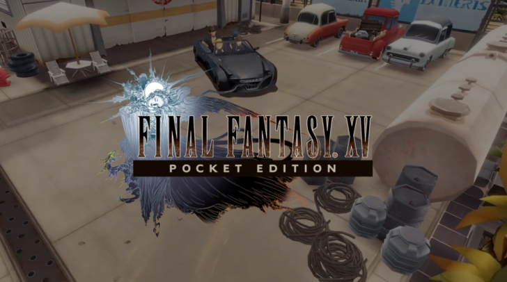Square Enix Has Officially Released Final Fantasy XV Pocket Edition - Create invoice app square enix online store