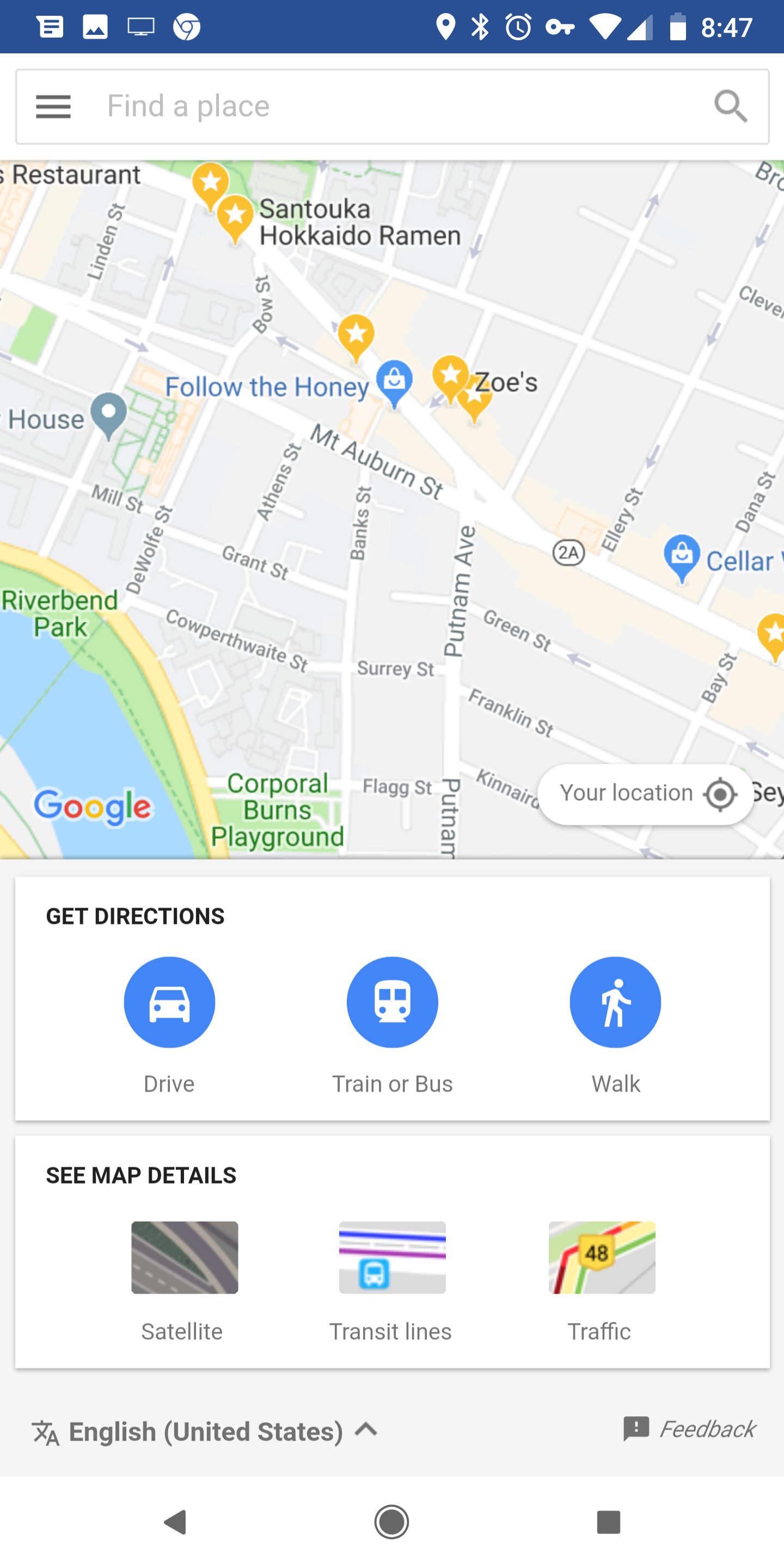 Google Maps Go beta expands to the US ~ Gutara Blog