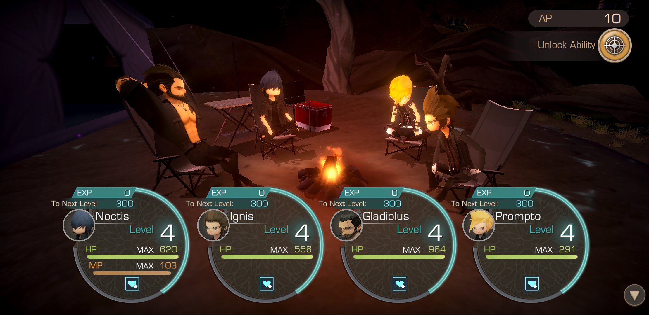 Square Enix has officially released 'Final Fantasy XV Pocket