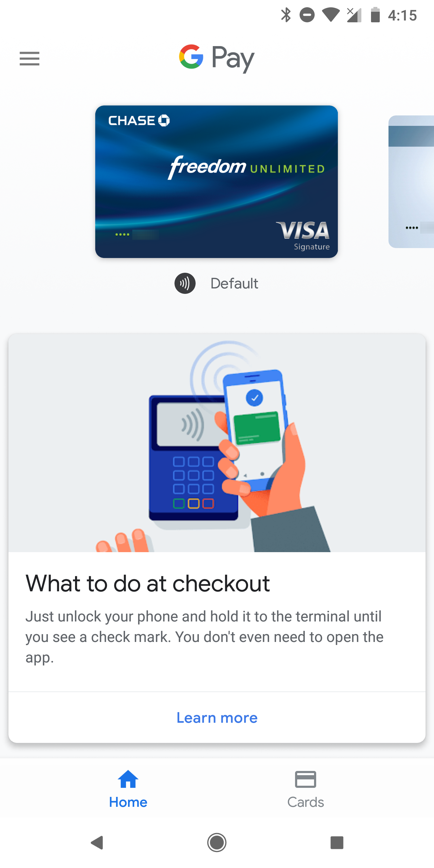Google Pay v1 53 rolls out major redesign, prepares transit tickets