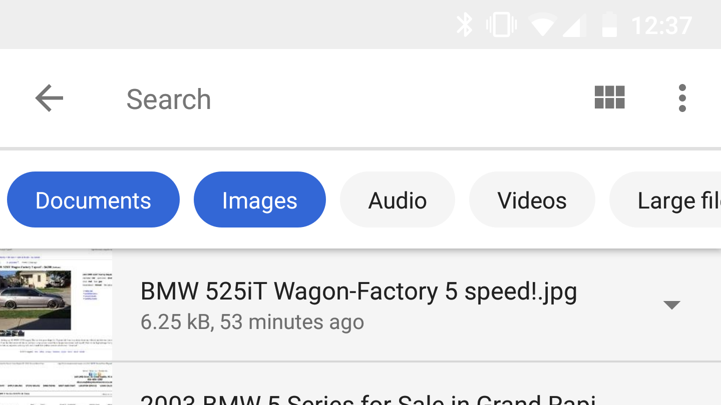 Google Files Go now has a beta channel, and there's a new