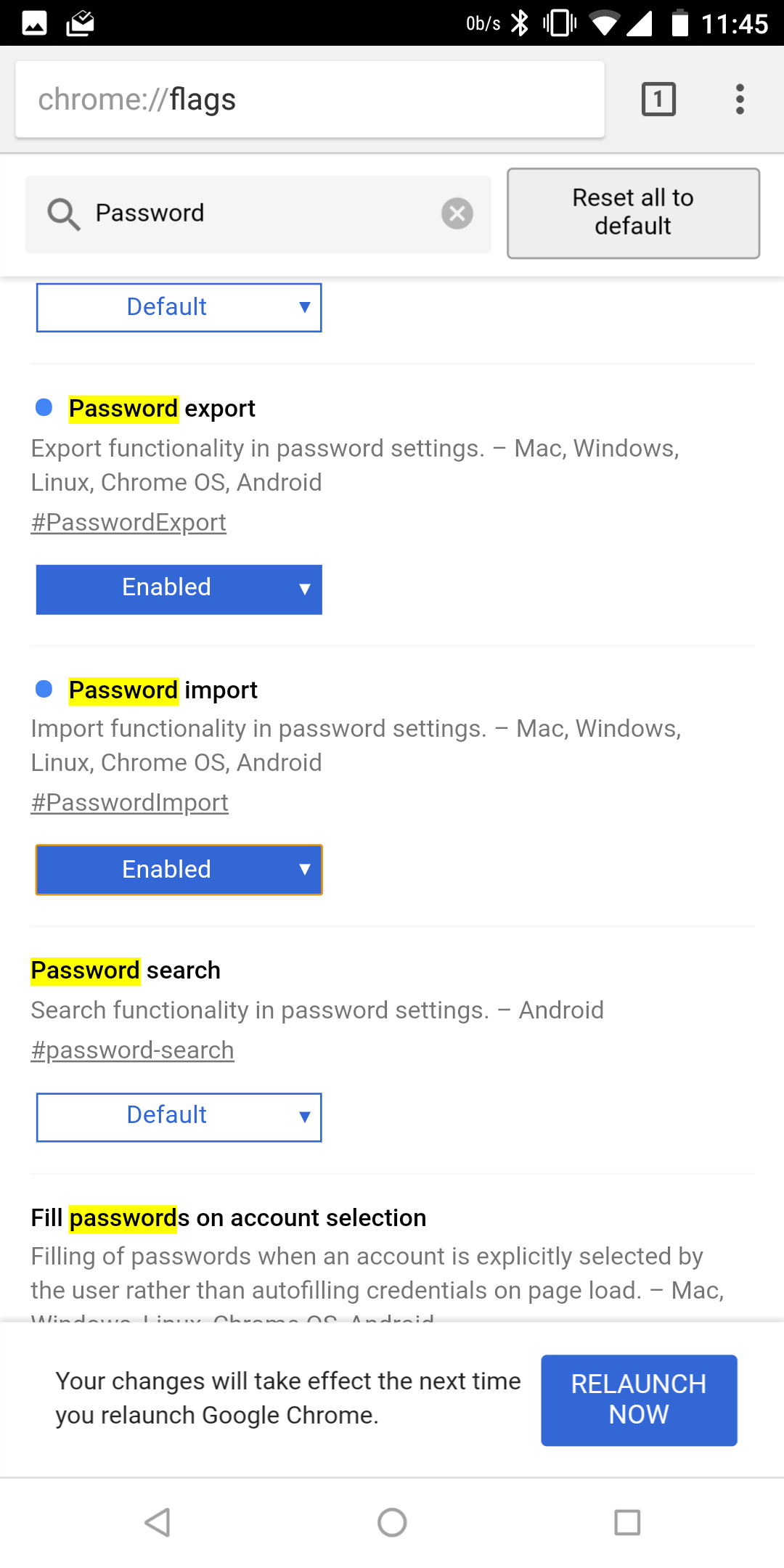 Google adds exporting feature for saved passwords to Chrome