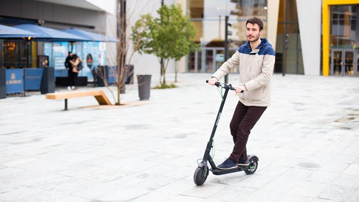 World's first Android-powered electric scooter to be unveiled at MWC 2018
