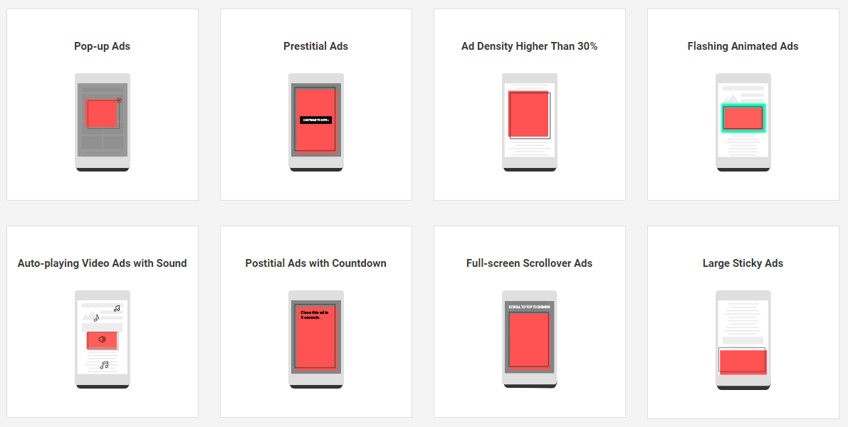 Google: We're about to turn on Chrome's partial ad blocker against disruptive ads