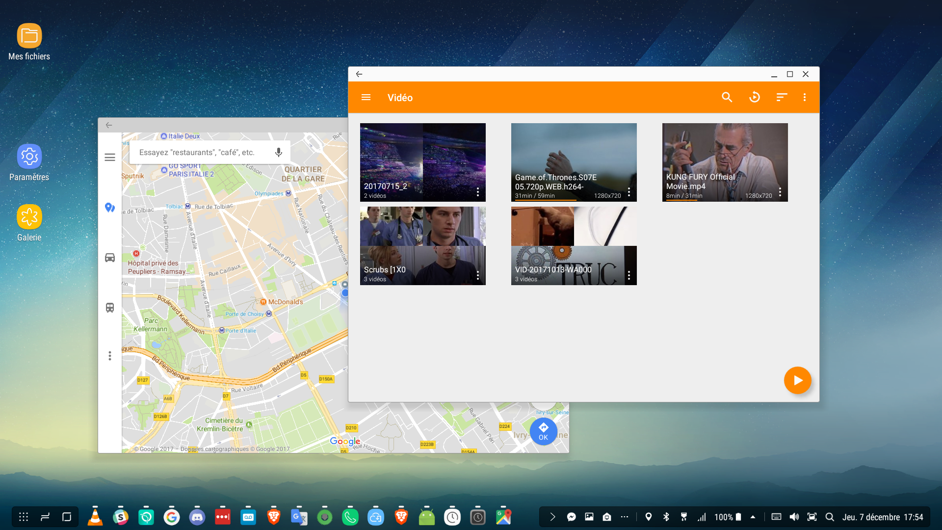 VLC 3 0 exits beta, adds Chromecast support, faster seeking