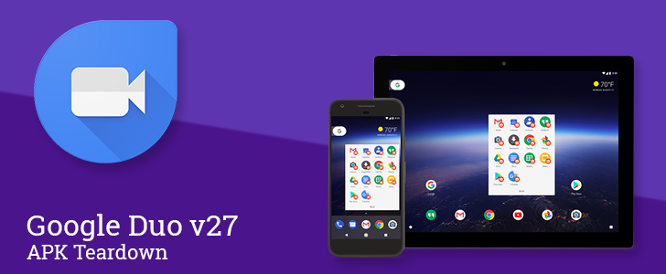 Google Duo v27 confirms multi-device support is coming with
