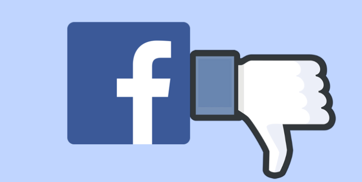 Facebook Testing 'Downvote' Button For Comments