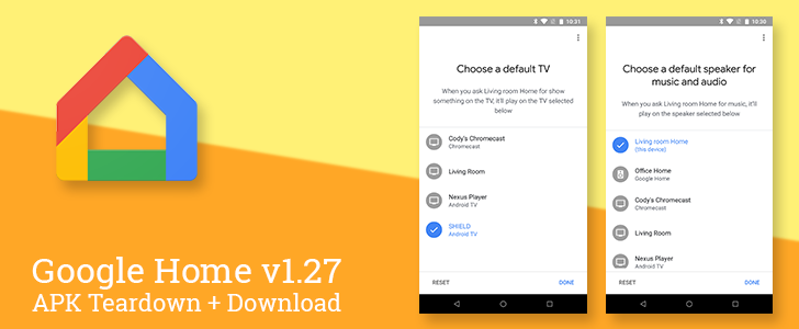 google home apk for android