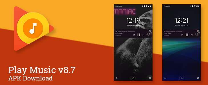 Google Play Music v8 7 adds option to disable album art on