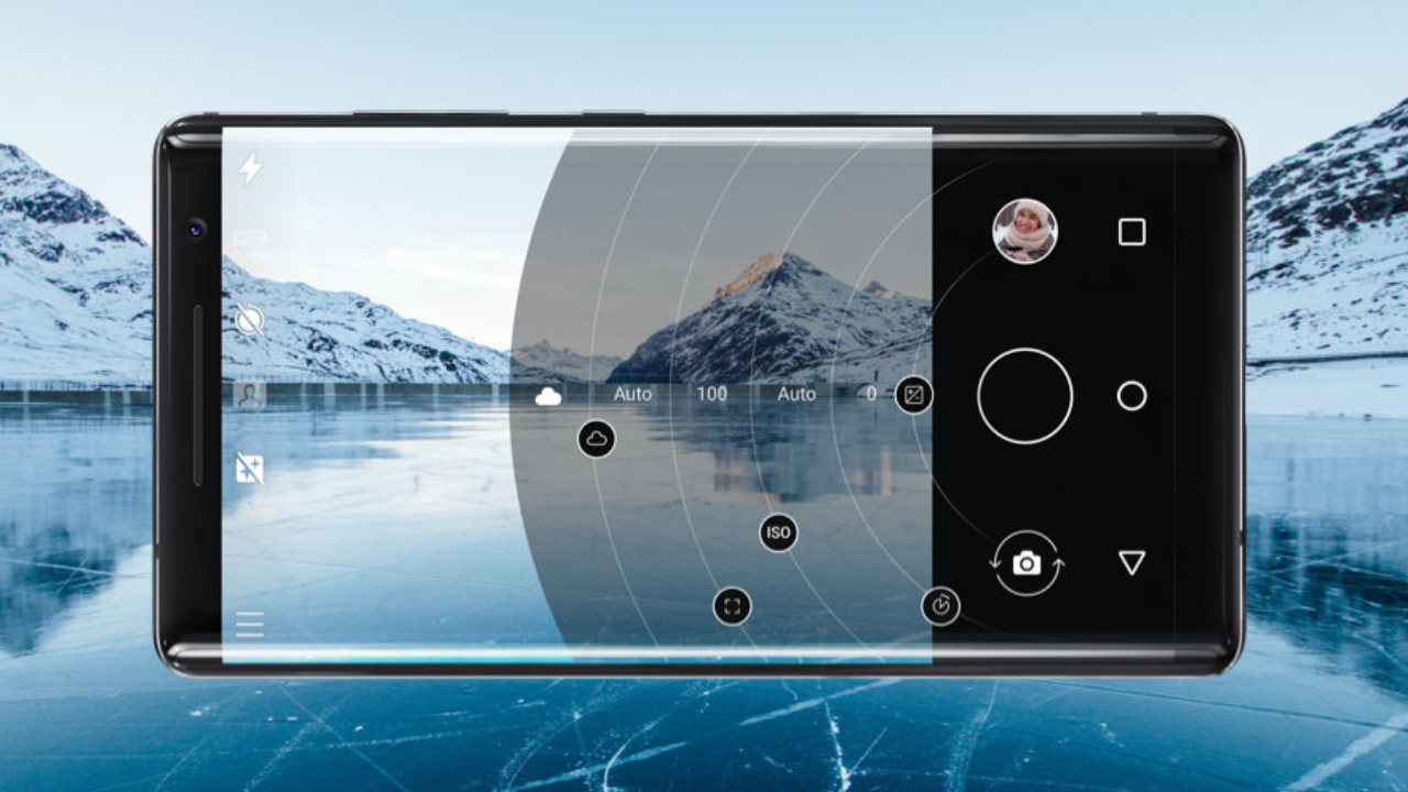 Nokia Camera with Pro Camera mode available to try [APK
