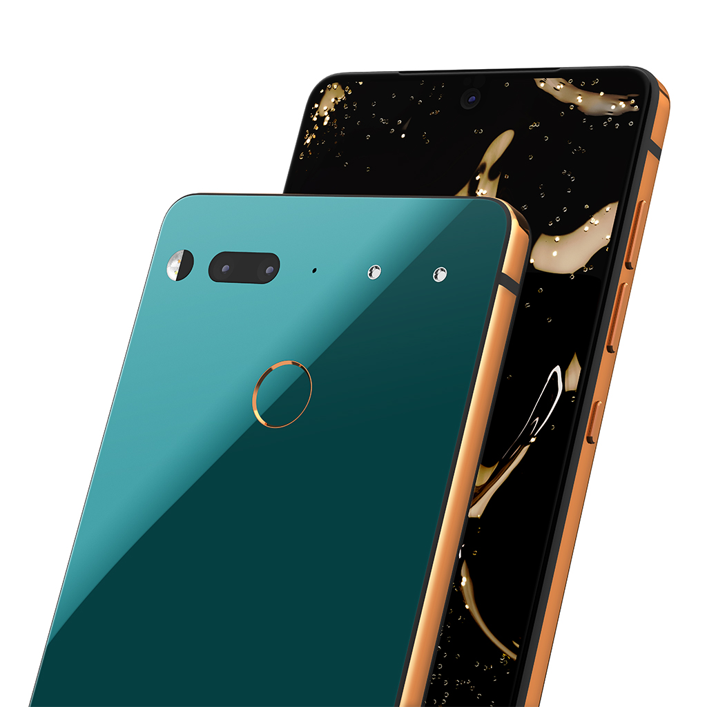 Essential Phone available in three new colors for a limited time