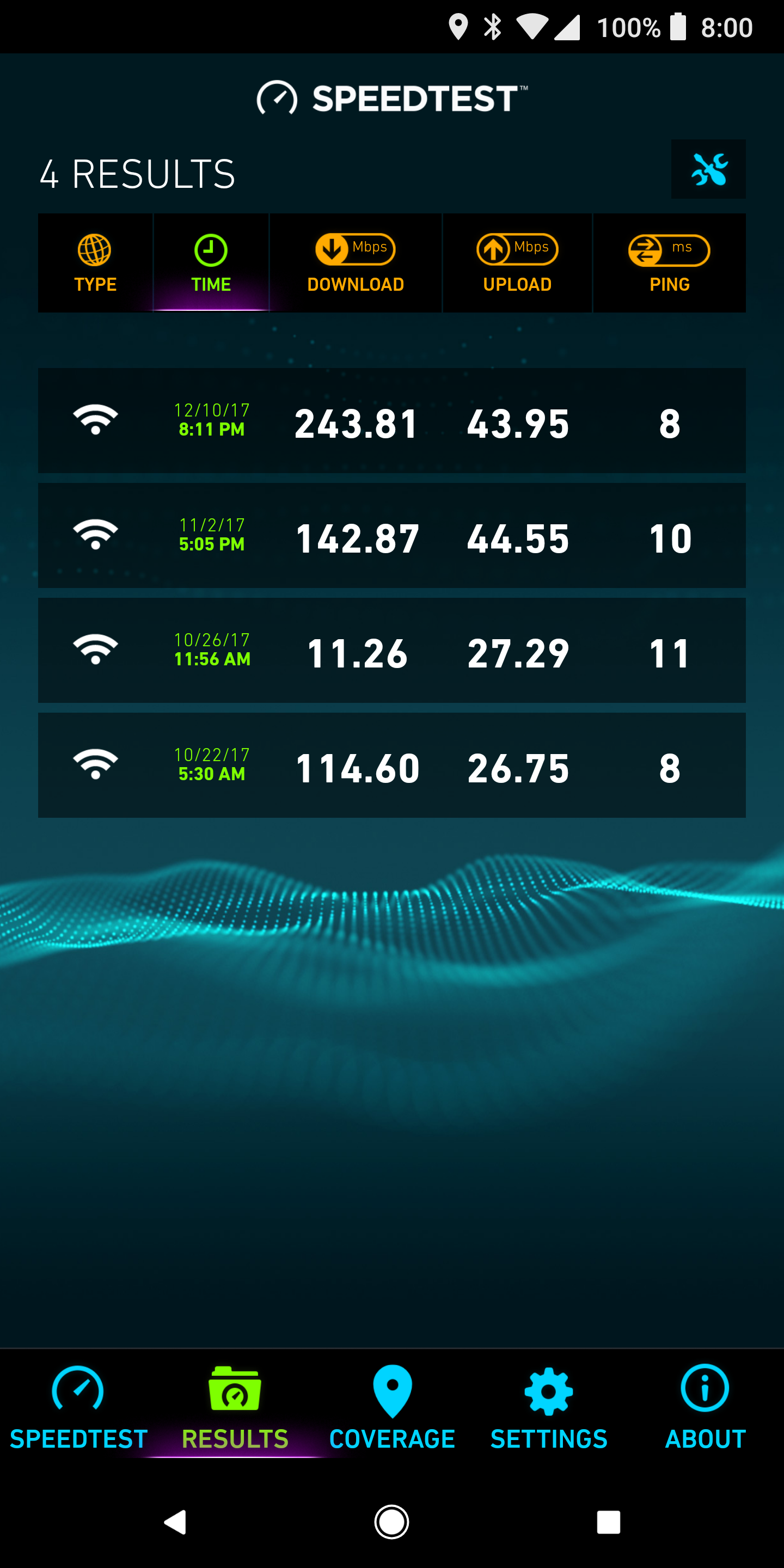Update: New options too] Speedtest v4 0 rolls out with brand new app