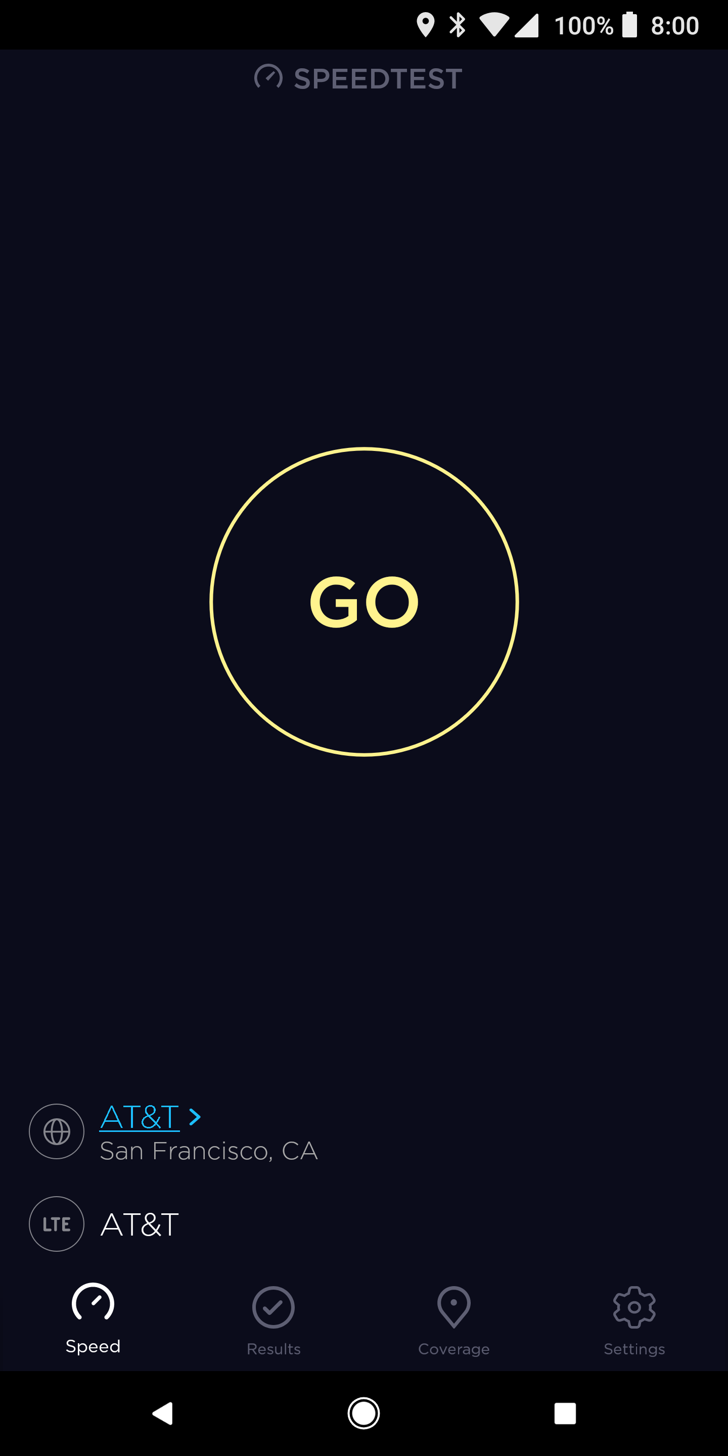 update new options too speedtest v4 0 rolls out with brand new app