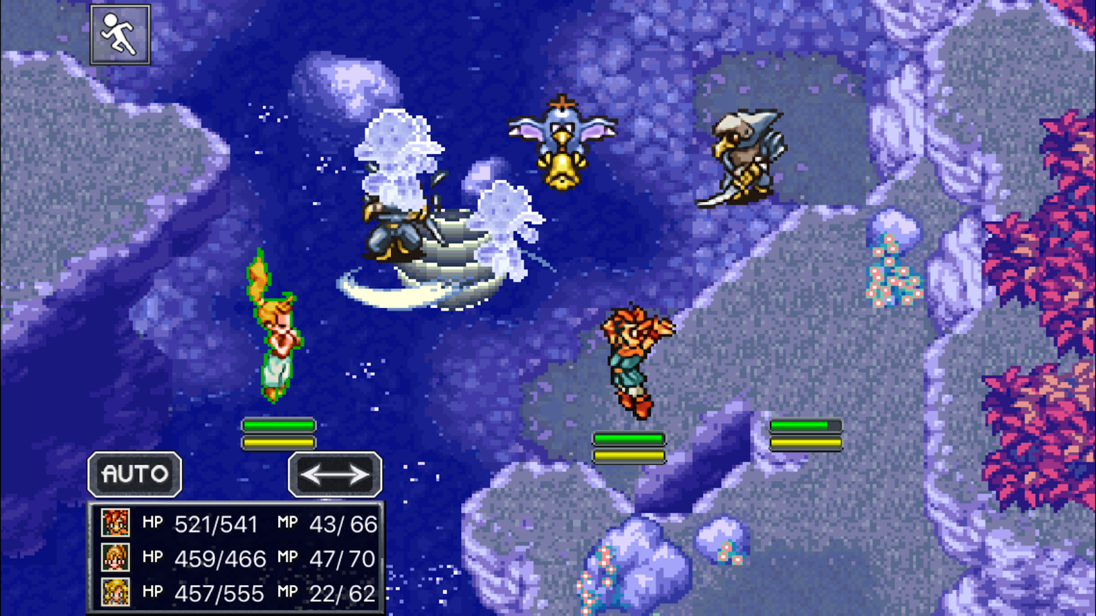 Chrono Trigger has been updated with new features to bring it up to
