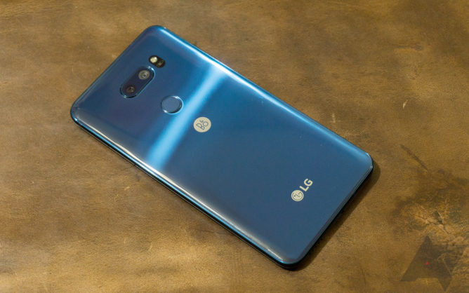MWC 2018: LG V30S ThinQ with AI features and 6GB RAM announced