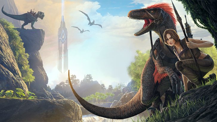 Update coming june 14th studio wildcard has announced that ark update 1 20180606 711am pdt malvernweather Choice Image