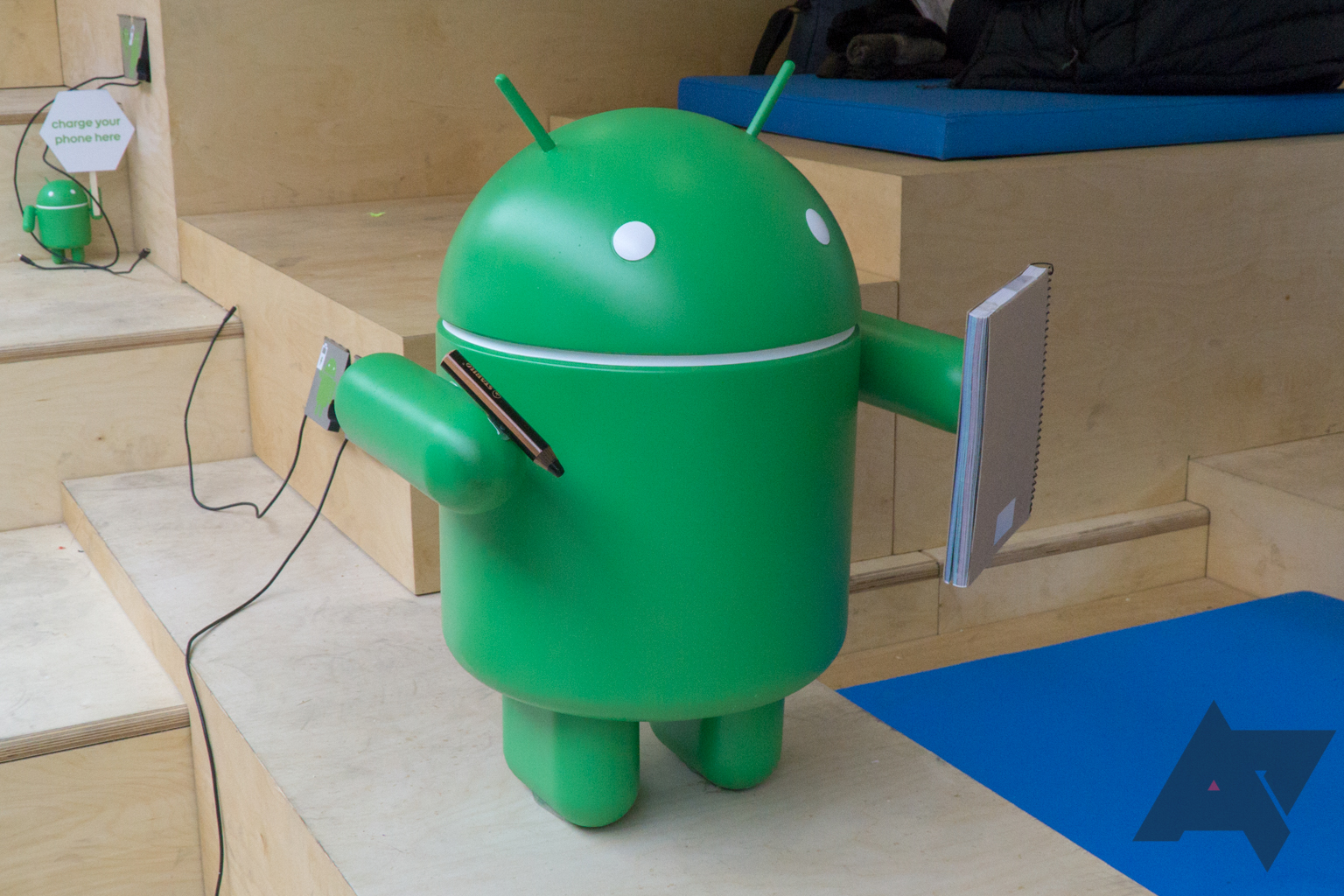 Google will charge phone makers to use Android apps in Europe